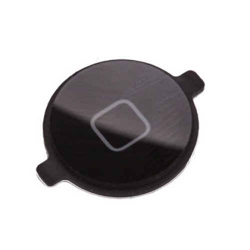 Black home button for iPhone 4S