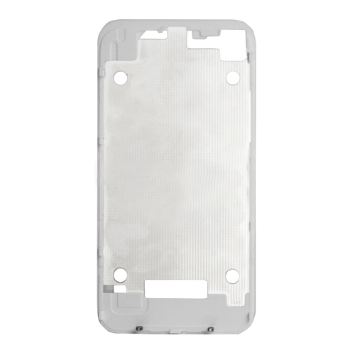 White back cover frame For iPhone 4S
