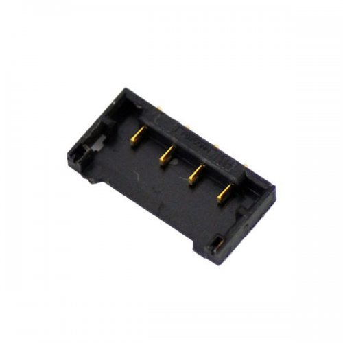 Battery FPC Plug Flex Contact Replacement for iPhone 4S