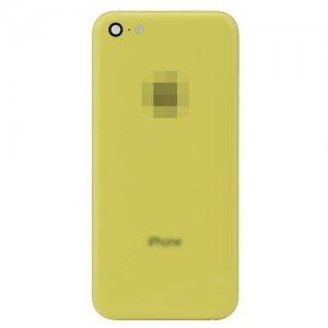 Original Back Cover housing Repair part for iPhone 5c -Yellow