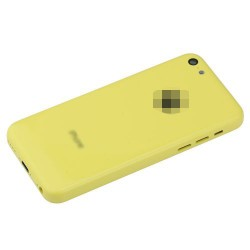 OEM Back Cover housing Repair part for iPhone 5c -Yellow