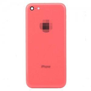 Original Battery Cover Repair part for iPhone 5c -Pink