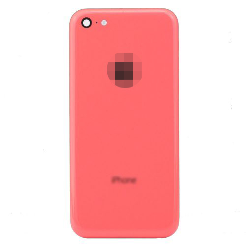Original Battery Cover Repair part for iPhone 5c -Pink