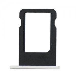 Original For iPhone 5C SIM Card Tray - White