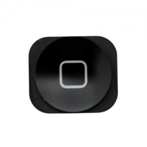 Black home button for iPhone 5C