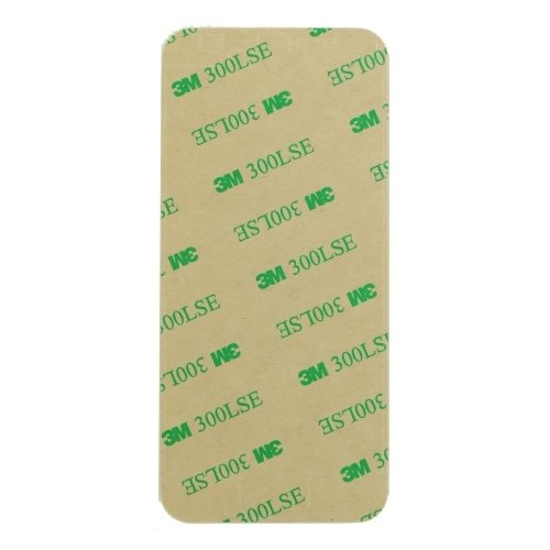 Front Supporting Frame 3M Adhesive Sticker For iPhone 5