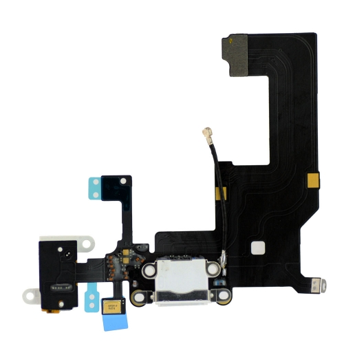 Dock Connector Charging Flex Cable For iPhone 5 - White