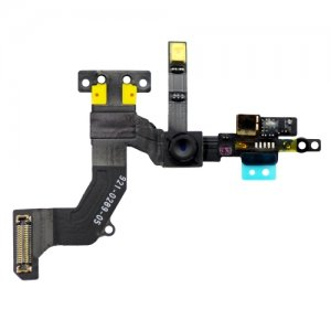 Original Proximity Light Sensor Flex Cable with front camera For iPhone 5