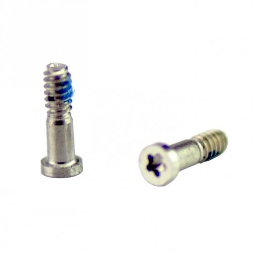 Original White For iPhone 5 Charging Port Bottom Screw Set