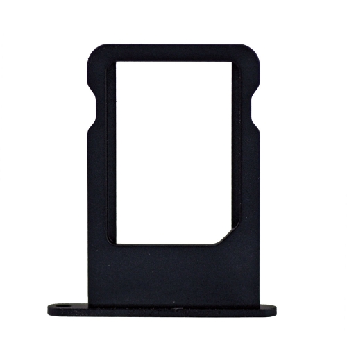 Original Nano Sim Card Tray Black for iPhone 5