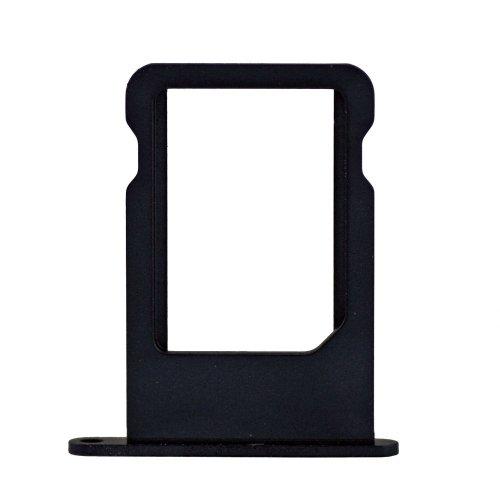 Original Nano Sim Card Tray Black for iPhone 5
