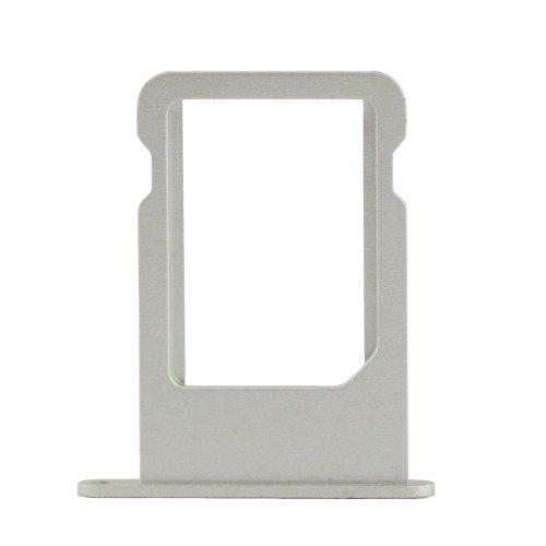 Original Nano Sim Card Tray White for iPhone 5