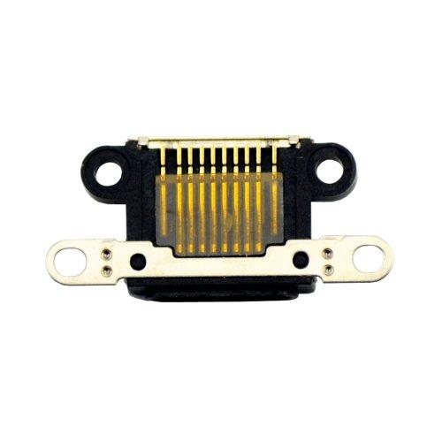 Original For iPhone 5 Lightning Connector Charging Port Black