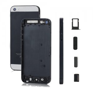 Black Battery Cover for iphone 5