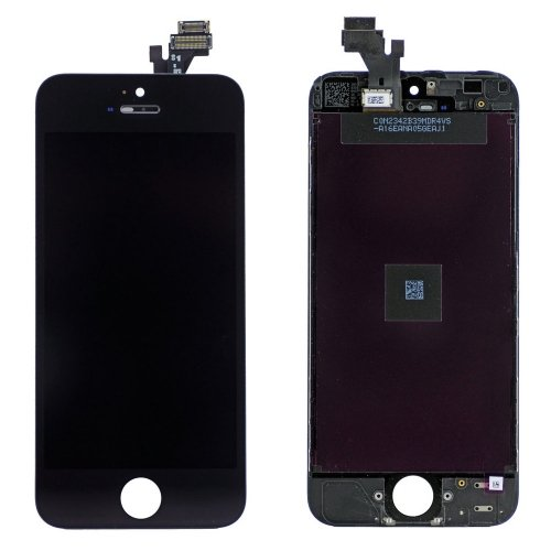 Refurbished LCD Assembly for iPhone 5 Black