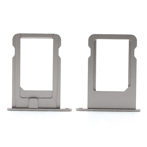 Original Grey SIM Card holder tray for iPhone 5S