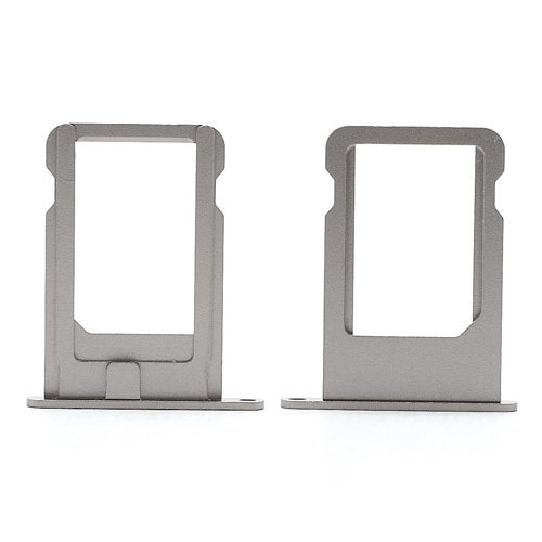 Original Grey SIM Card holder tray for iPhone 5S