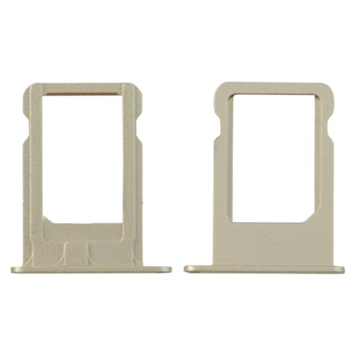 Original Gold SIM Card holder tray for iPhone 5S