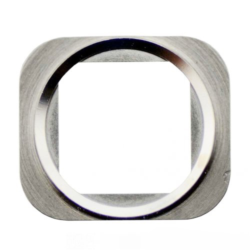Silver iPhone 5S Home Button Metal Ring