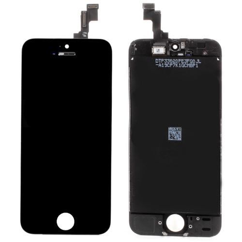 Refurbished LCD Assembly for iPhone SE/5s Black