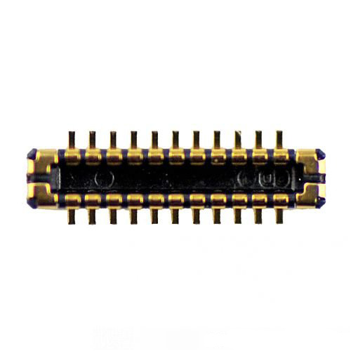 LCD Screen Display Flex FPC Plug Connector Replacement for iPhone 5s