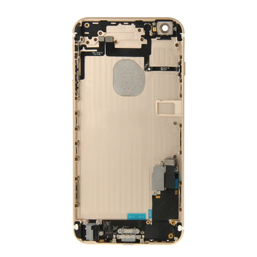 Battery Cover with Small Parts Assembly for iPhone...