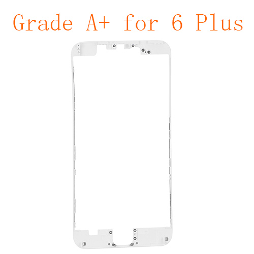 For iPhone 6 Plus Front LCD Screen Bezel Frame wit...