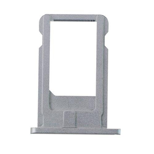 Repair Part for iPhone 6 Plus SIM Card Tray - Gray