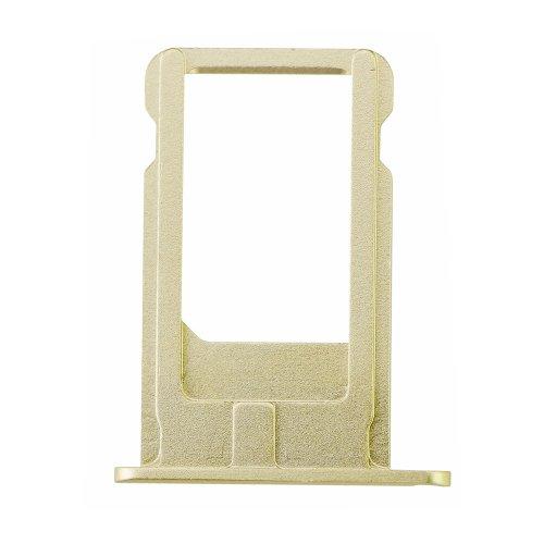 Repair Part for iPhone 6 Plus SIM Card Tray - Gold