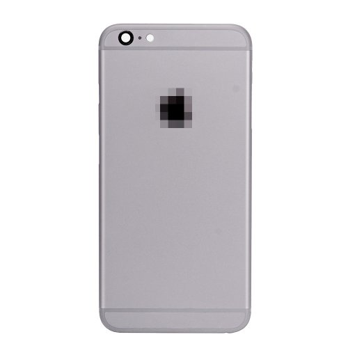 Battery Cover for iPhone 6 Plus Grey High Copy