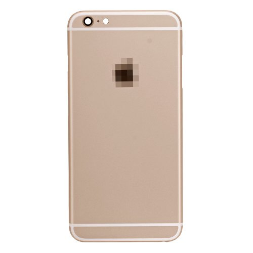 Battery Cover for iPhone 6 Plus Gold High Copy
