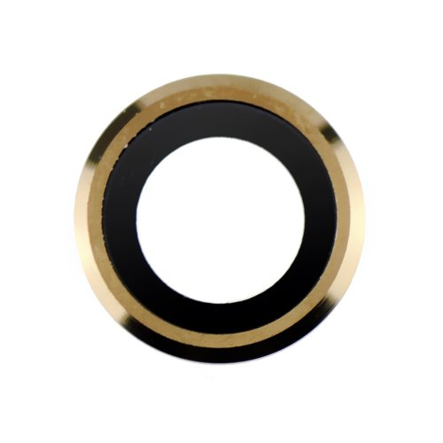 Rear Camera Holder with Lens for iPhone 6 Plus and 6s Plus Gold Original