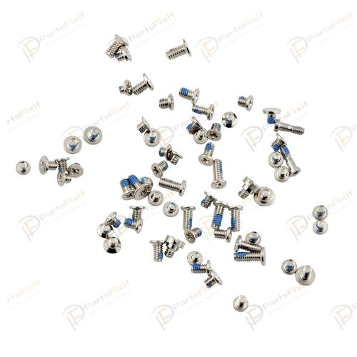 Full Set of Screws for iPhone 6 Plus Silver