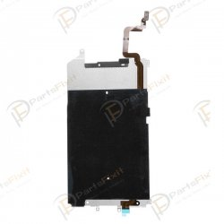 LCD Back Plate with Heat Shield and Home Button Extension Flex for iPhone 6 Plus
