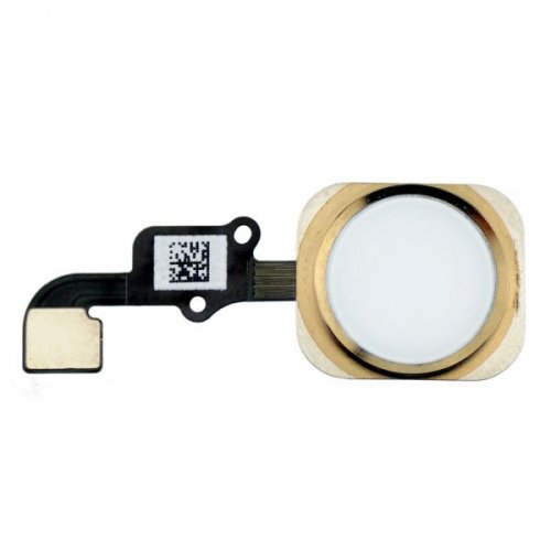 Gold Home Button Assembly for iPhone 6