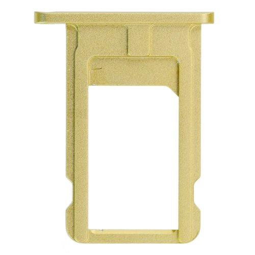 Original for iPhone 6 SIM Card Tray -Gold