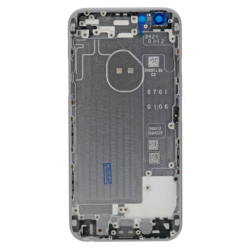 For iPhone 6 Battery Cover Rear Cover Grey