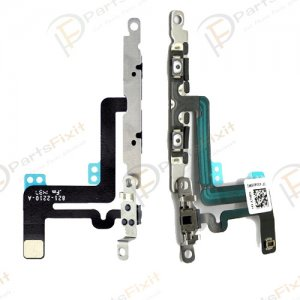 Volume Button Flex Cable with Metal Bracket for iPhone 6 4.7-inch