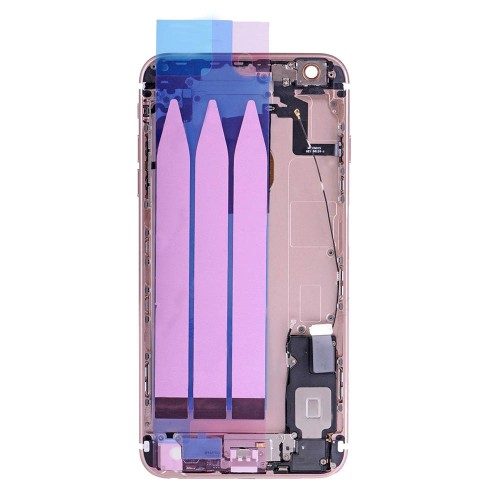 Back Cover with Small Parts for iPhone 6S Plus Ros...