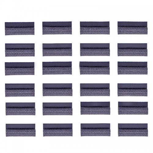 100pcs Top Back Cover Upper Foam Conductive Spacer for iPhone 6s Plus