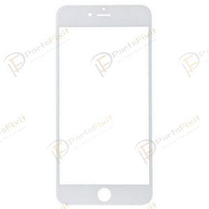 Front Glass Lens for iPhone 6S Plus White