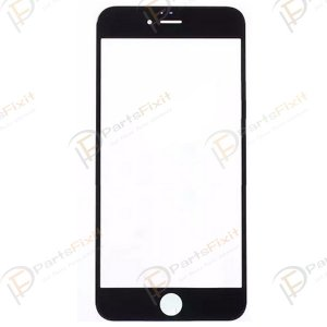 Front Glass Lens for iPhone 6S Plus Black