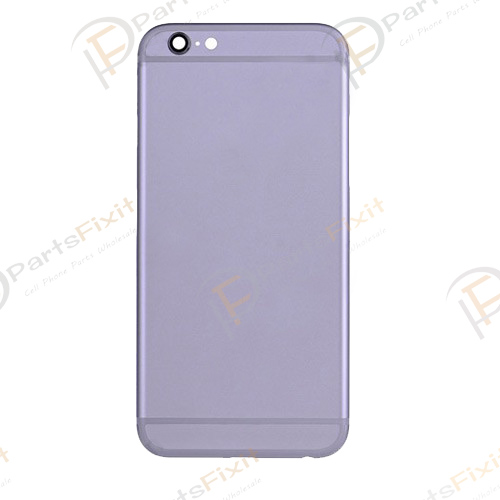 Back Cover for iPhone 6S Plus Gray
