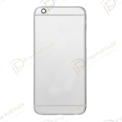 Back Cover for iPhone 6S Plus Silver