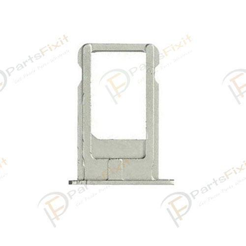 Sim Card Tray for iPhone 6S Plus Silver