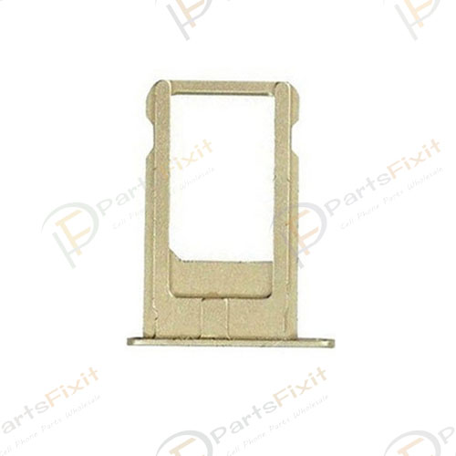 Sim Card Tray for iPhone 6S Plus Gold