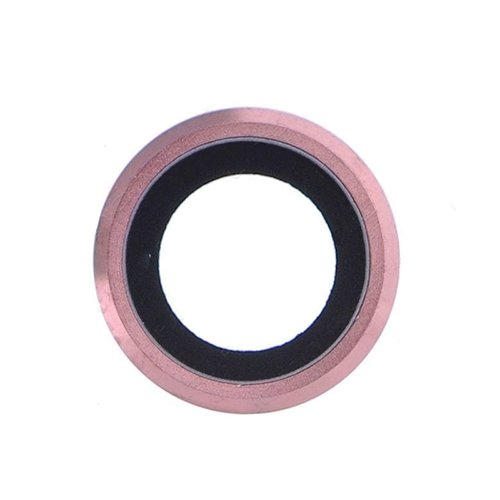 Rear Camera Holder with Lens for iPhone 6S/6 Rose Gold