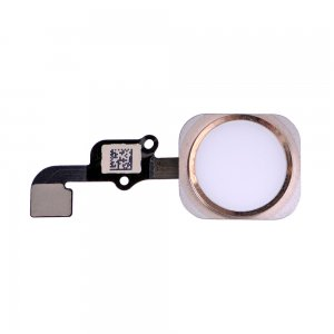 Home Button with Flex Cable Assembly for iPhone 6S/6S Plus Gold