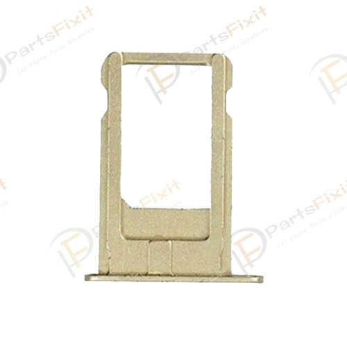Sim Card Tray for iPhone 6S 4.7 Gold