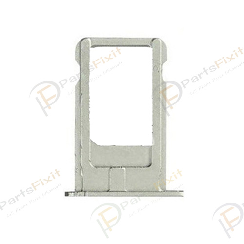 Sim Card Tray for iPhone 6S 4.7 Silver